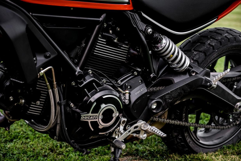 2019 Ducati Scrambler Icon