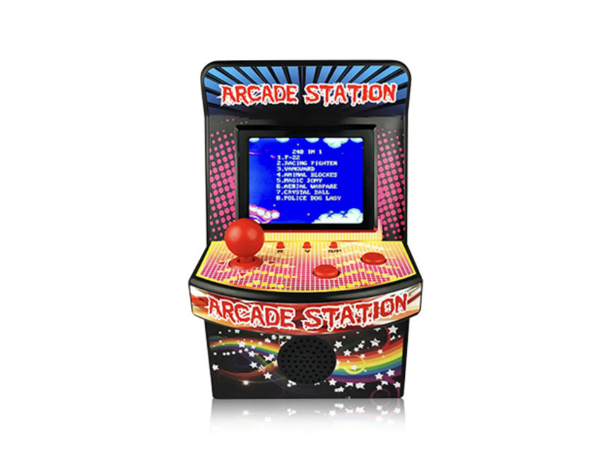 16-Bit Mini Retro Arcade Machine