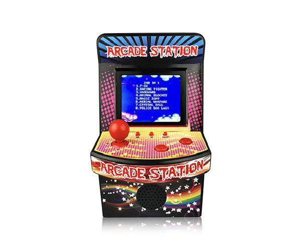 16-Bit Mini Retro Arcade Machine