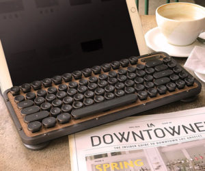Azio Retro Compact Keyboard