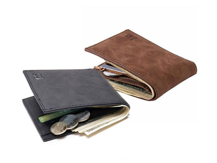 Baborry Faux Leather Wallet