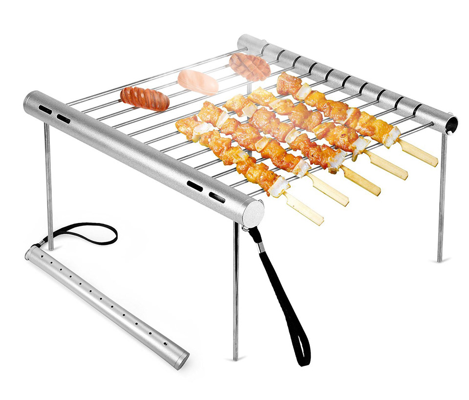 Backpackable Grill