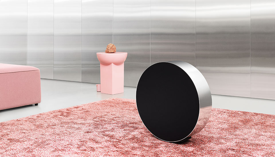 Bang & Olufsen's Beosound Edge Is A Swanky Dual-Sided Disc