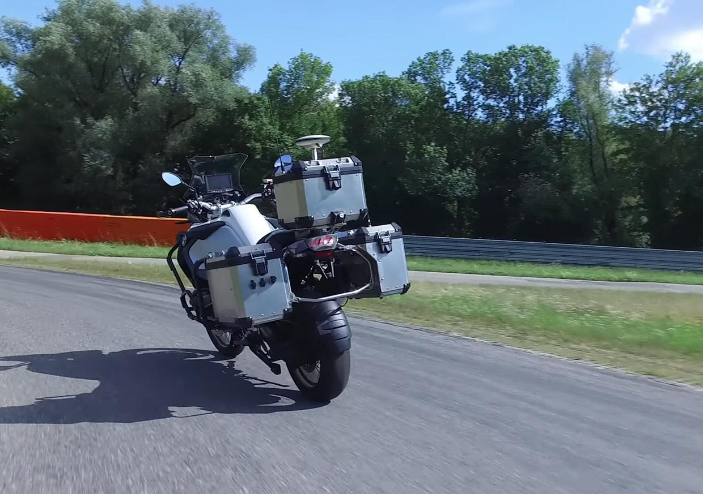 BMW Autonomous Motorcycle