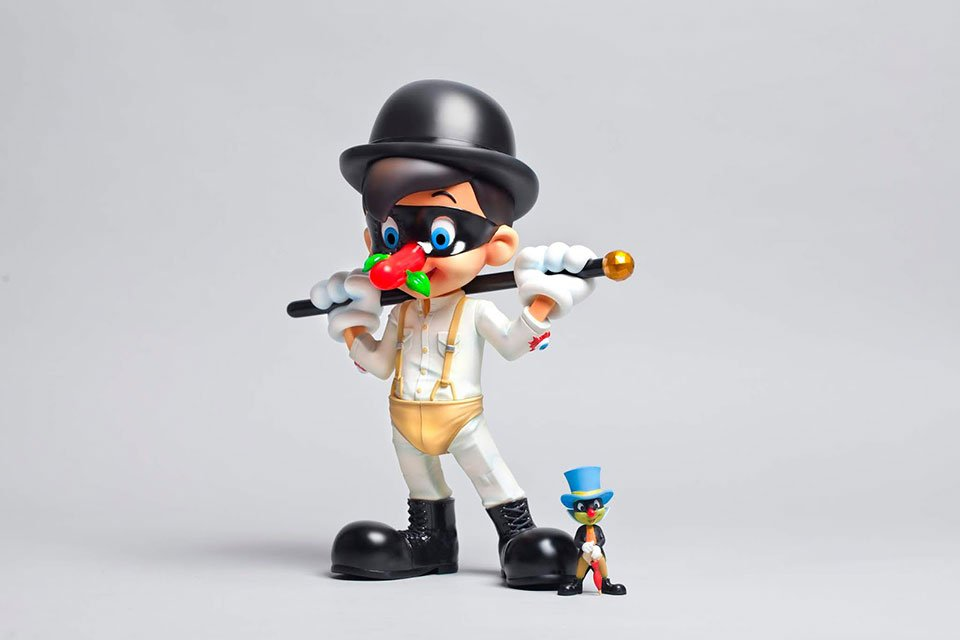 Clockwork Pino Figure