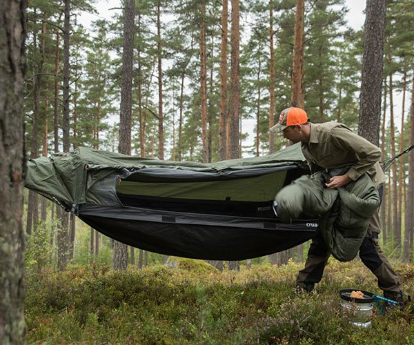 Crua Hybrid Hammock Tent MkII