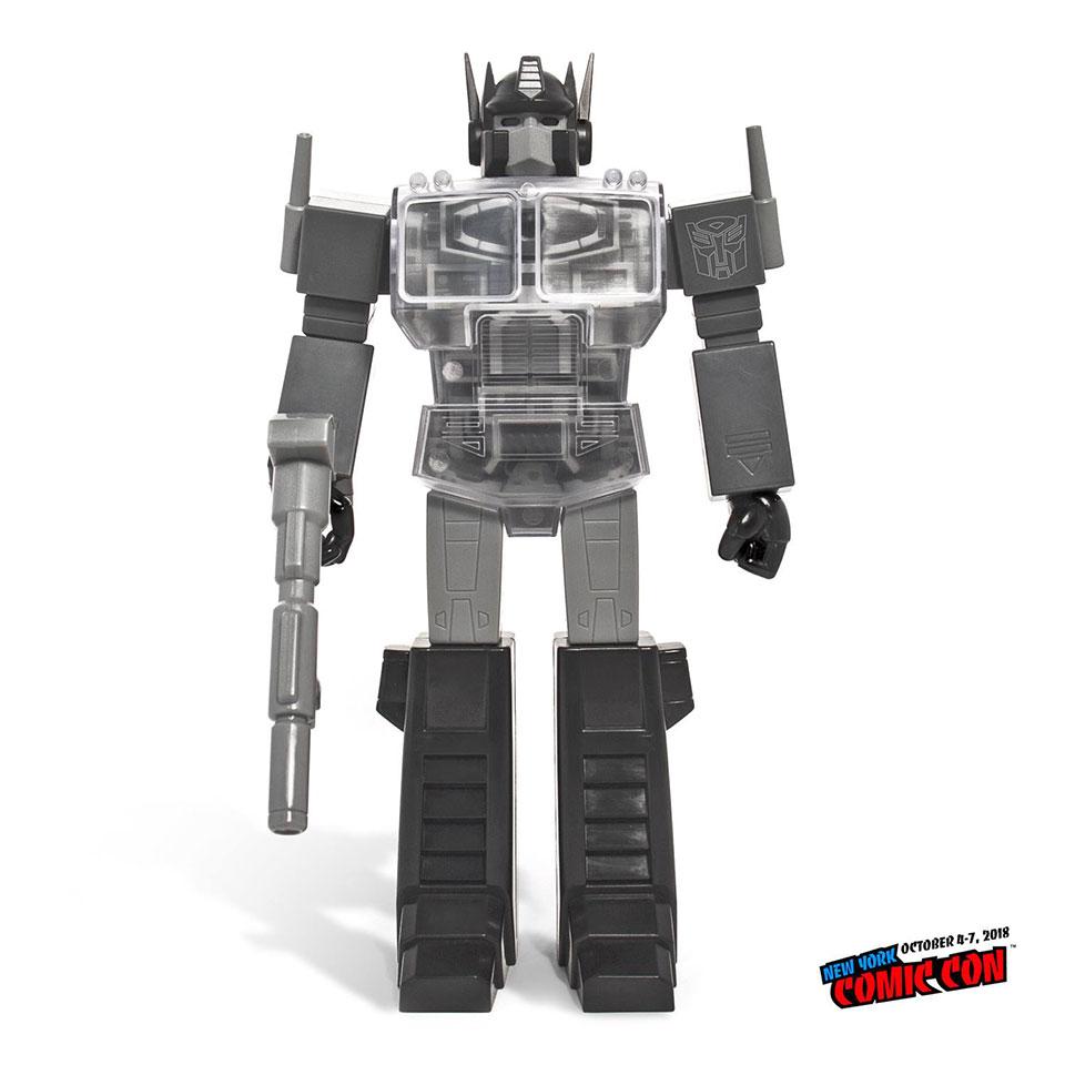 Dead Optimus Prime Action Figure