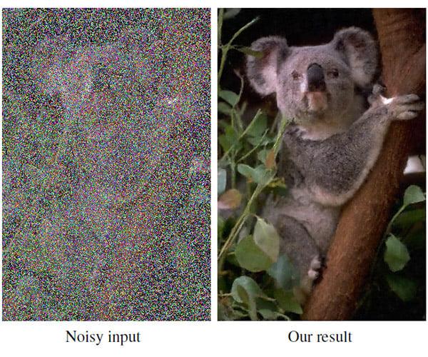 AI Image Restoration