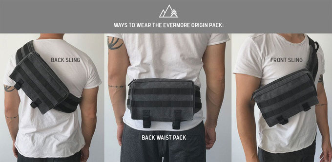 Evermore Origin EDC Sling Bag
