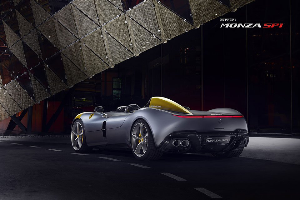 The Ferrari Monza Sp1 Amp Sp2 Were Inspired By 1950 S Racing