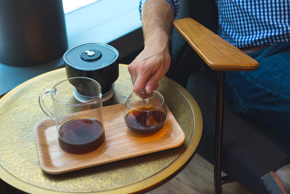 FrankOne Coffeemaker