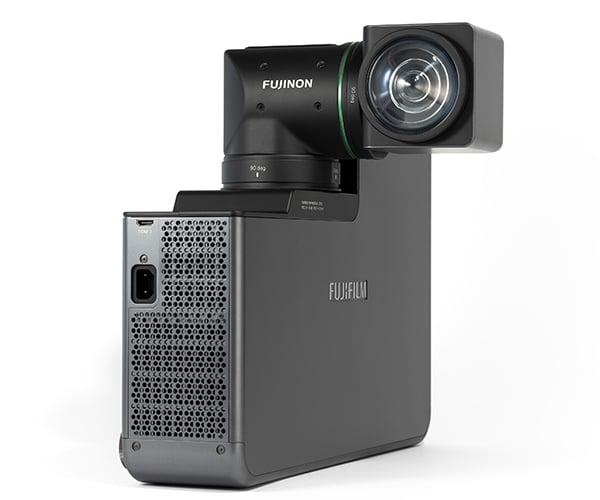 Fujifilm Rotating Lens Projector