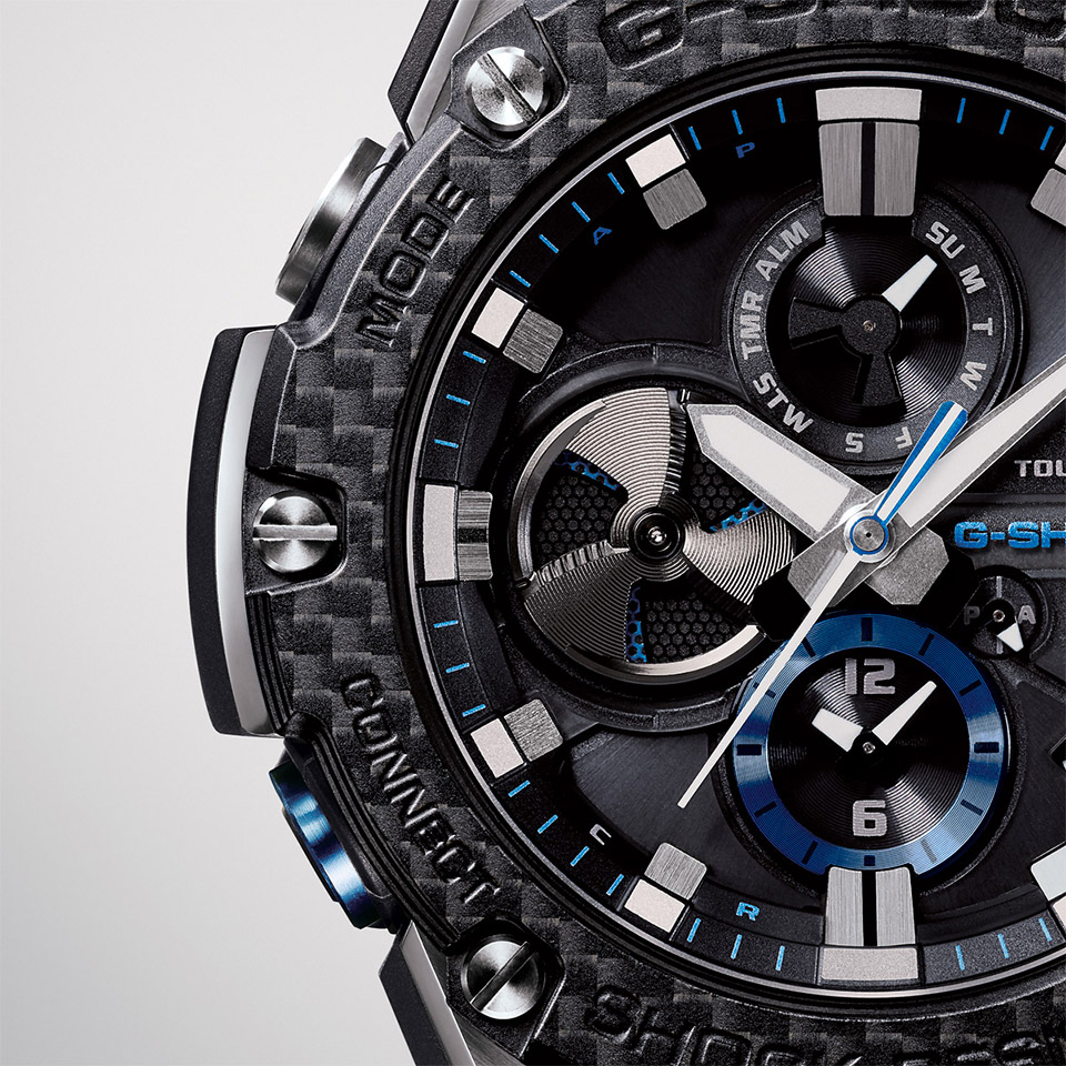 G-SHOCK G-STEEL Carbon