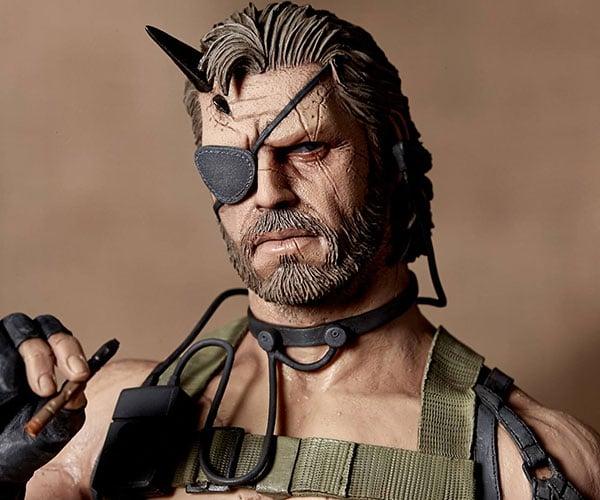 Gecco Venom Snake Statue