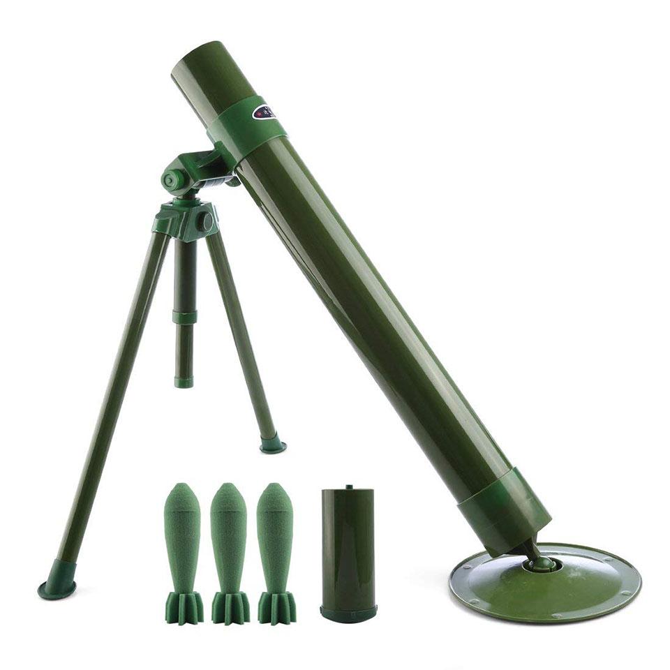 Foam Dart Mortar