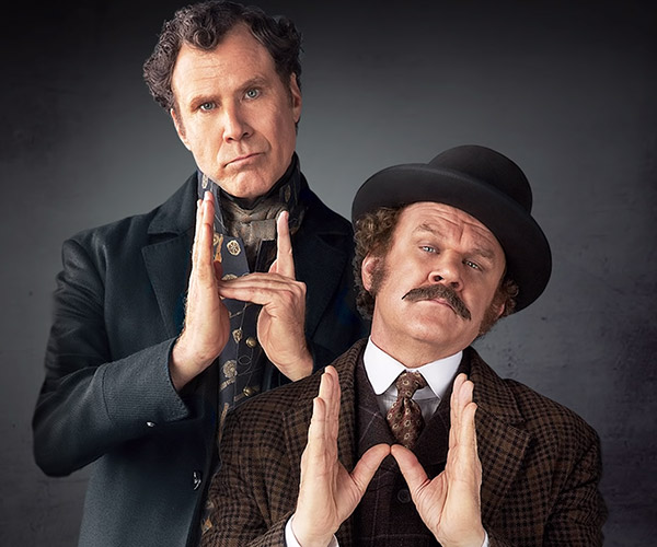 Holmes & Watson (Trailer)