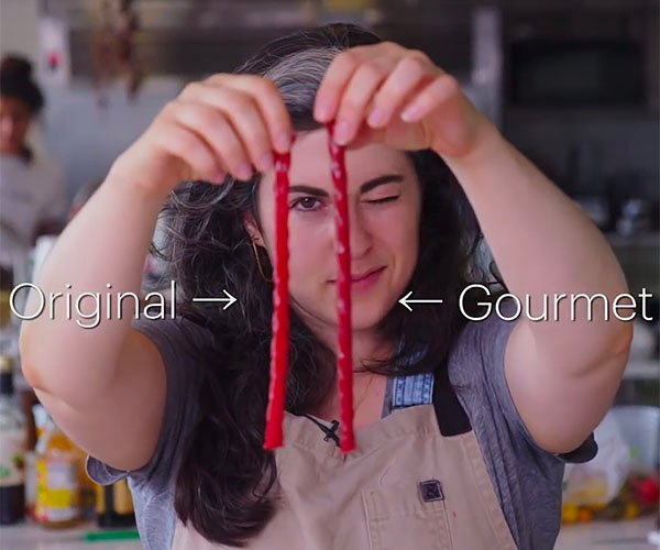 How to Make Gourmet Twizzlers