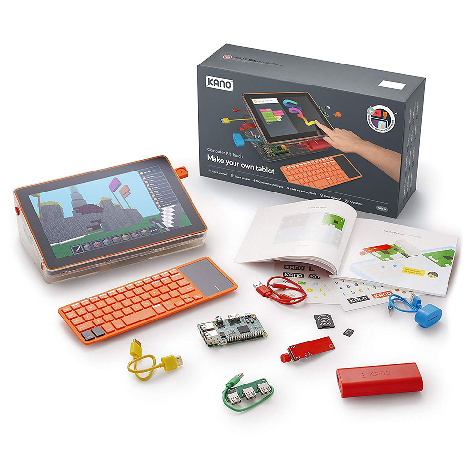 Inilah Komputer Layar Sentuh untuk Anak dan Pemula