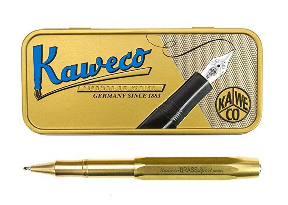 Kaweco Brass Sport Rollerball Pen