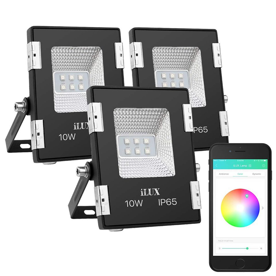 iLux RGB LED Floodlight