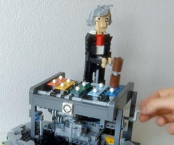 LEGO Glockenspiel Automaton