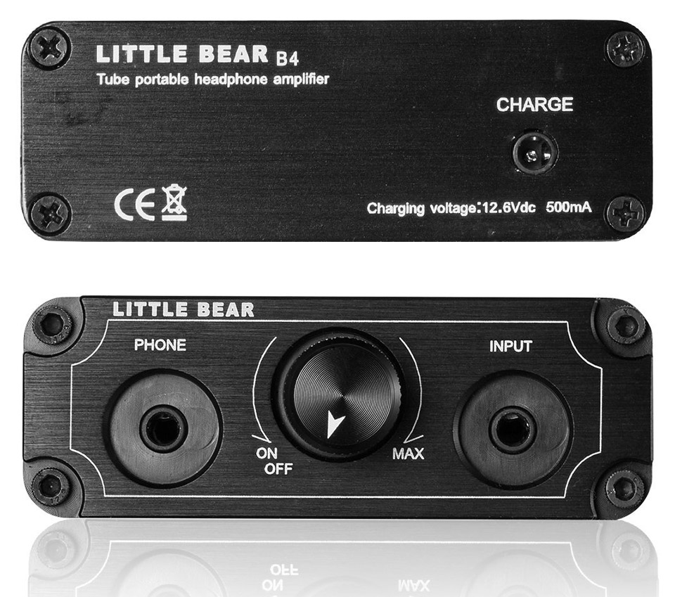 Little Bear B4 Pocket Tube Amp