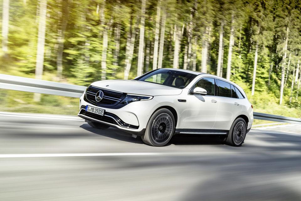 Mercedes-Benz EQC SUV