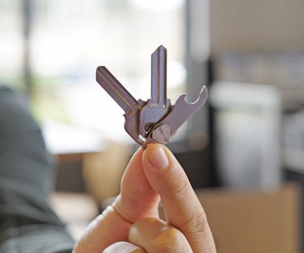 Micro EDC Key Organizer