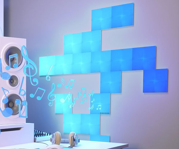Nanoleaf Canvas Light Panels