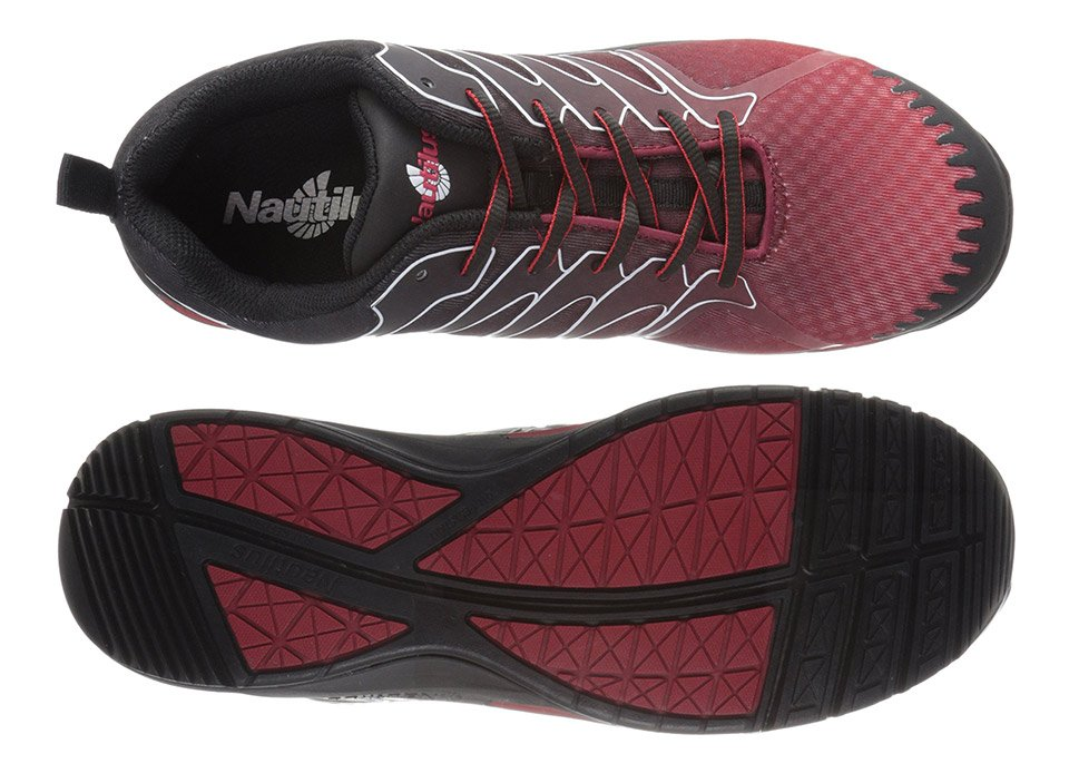Nautilus Carbon Safety Toe Shoes