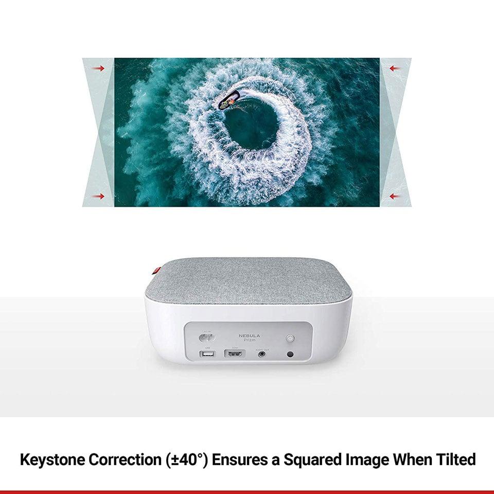 Nebula Prizm Home Projector