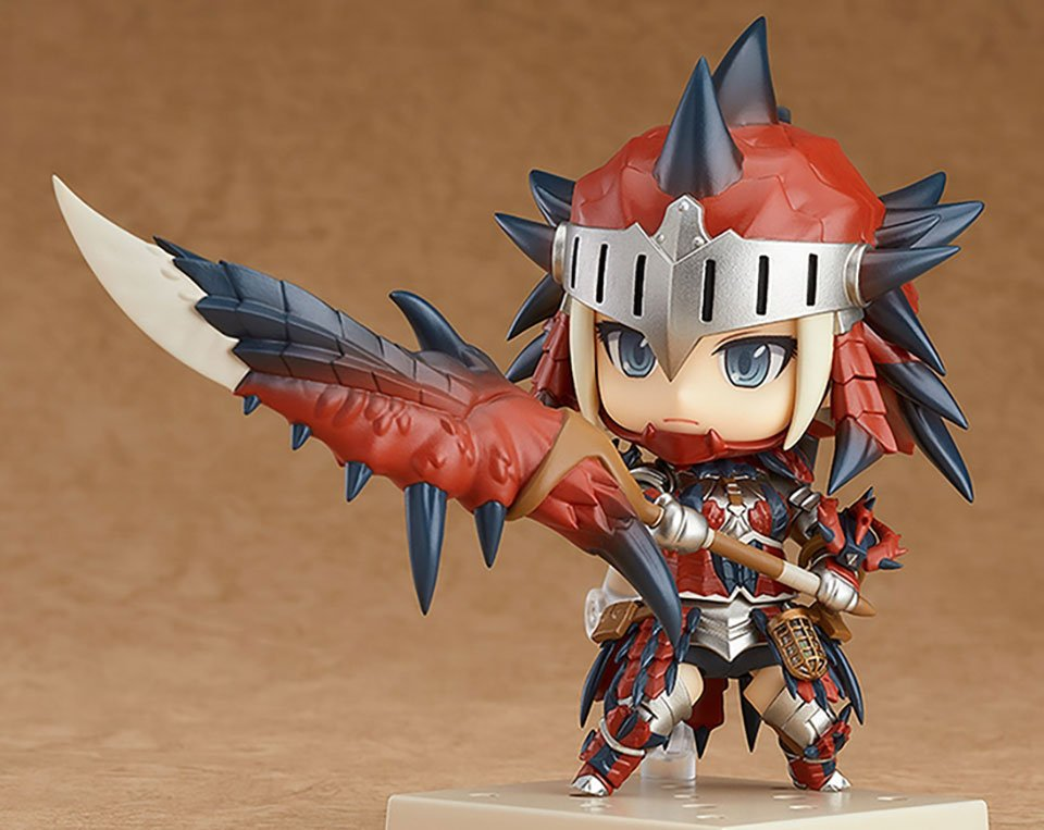 Nendoroid Rathalos Armor Hunter