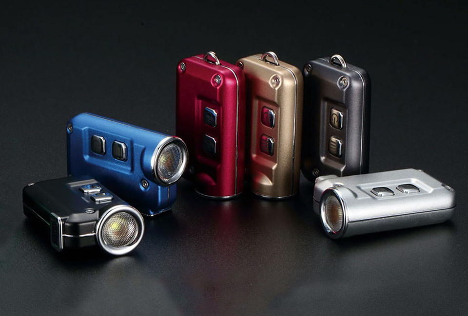 Nitecore Tini 380 Flashlight