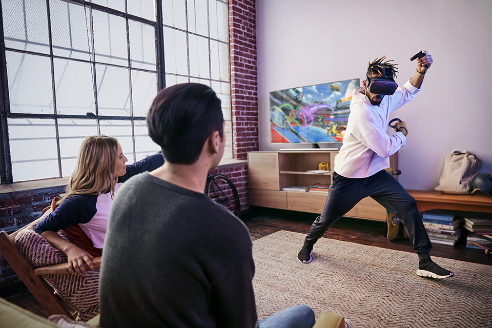 Oculus Quest VR System