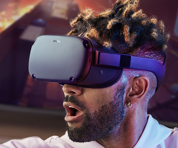 7edcbf93a1bb The Oculus Quest Virtual Reality System Doesn t Need a PC or Wires to Run
