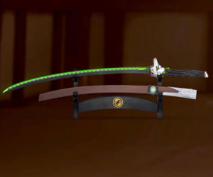 Overwatch Ultimate Genji Sword