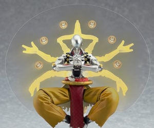 Overwatch Zenyatta Action Figure