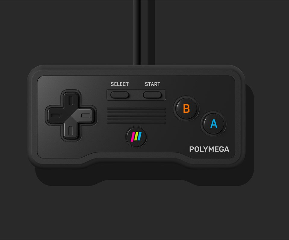 Polymega Multisystem Console