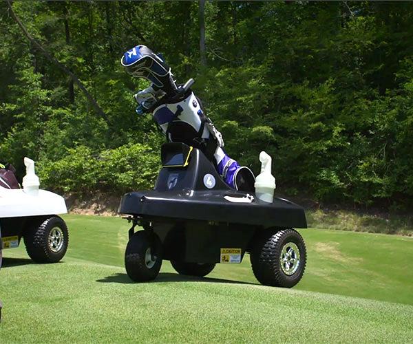 Rover Autonomous Golf Caddie