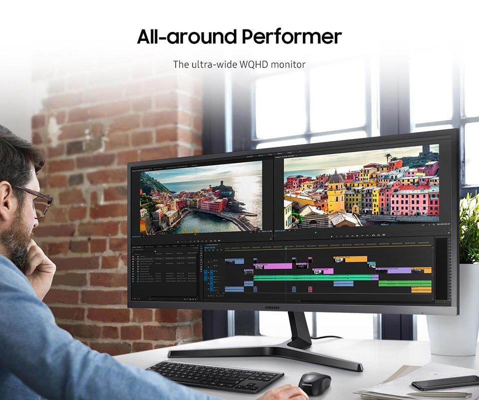 Samsung SJ55W Monitor