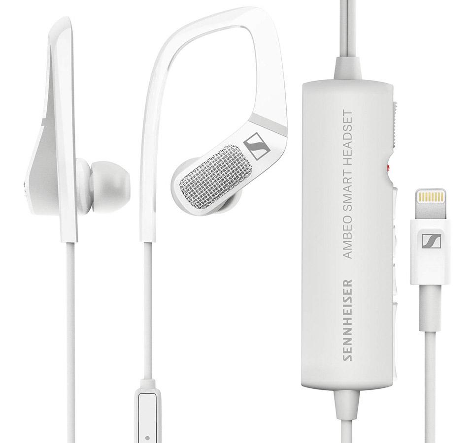 Sennheiser Ambeo Headphones