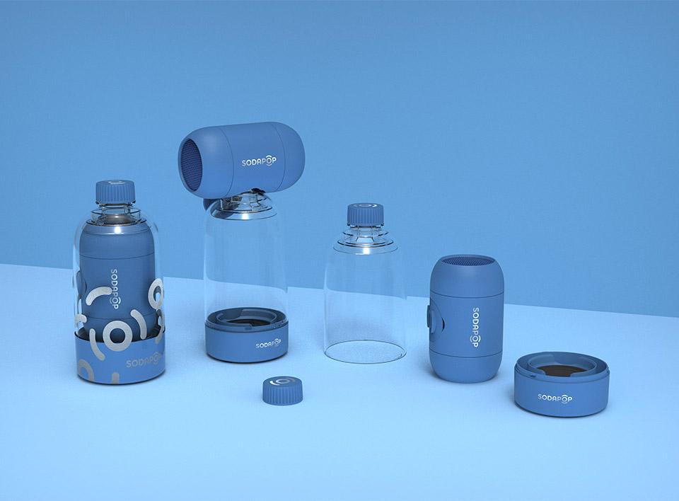 Sodapop Speaker