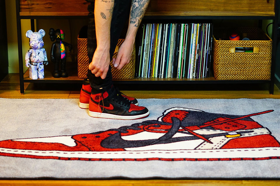 These Rugs Have Detailed Illustrations Of Sought After