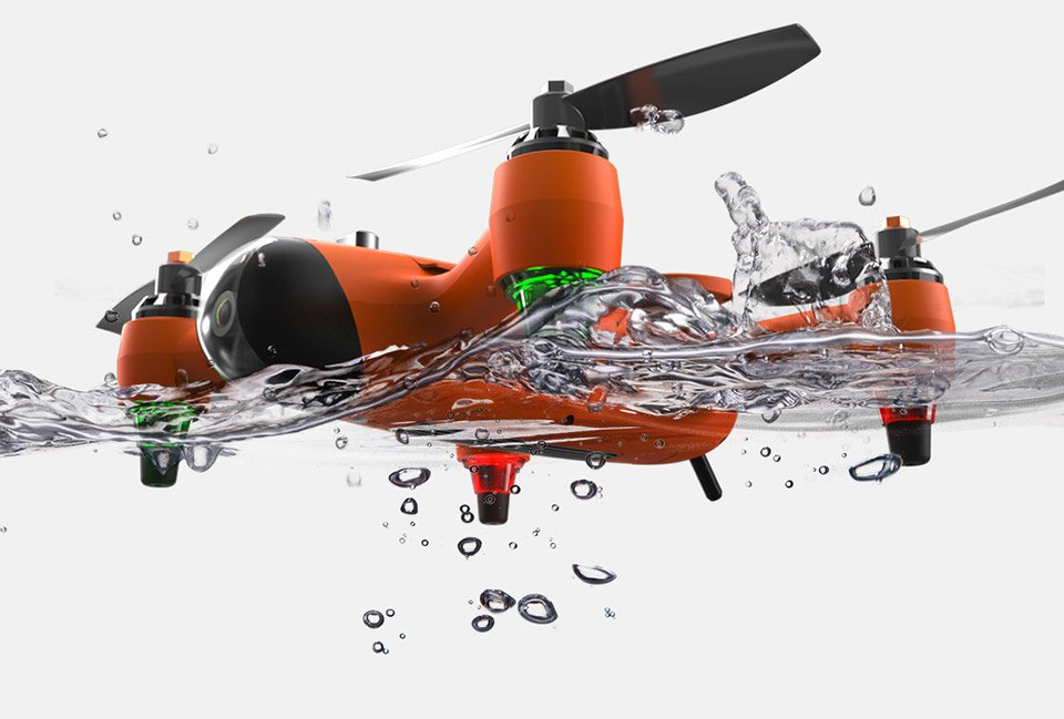 Spry Waterproof Drone