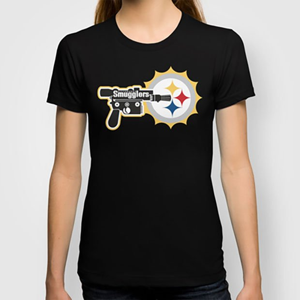 Star Wars x NFL T-Shirts