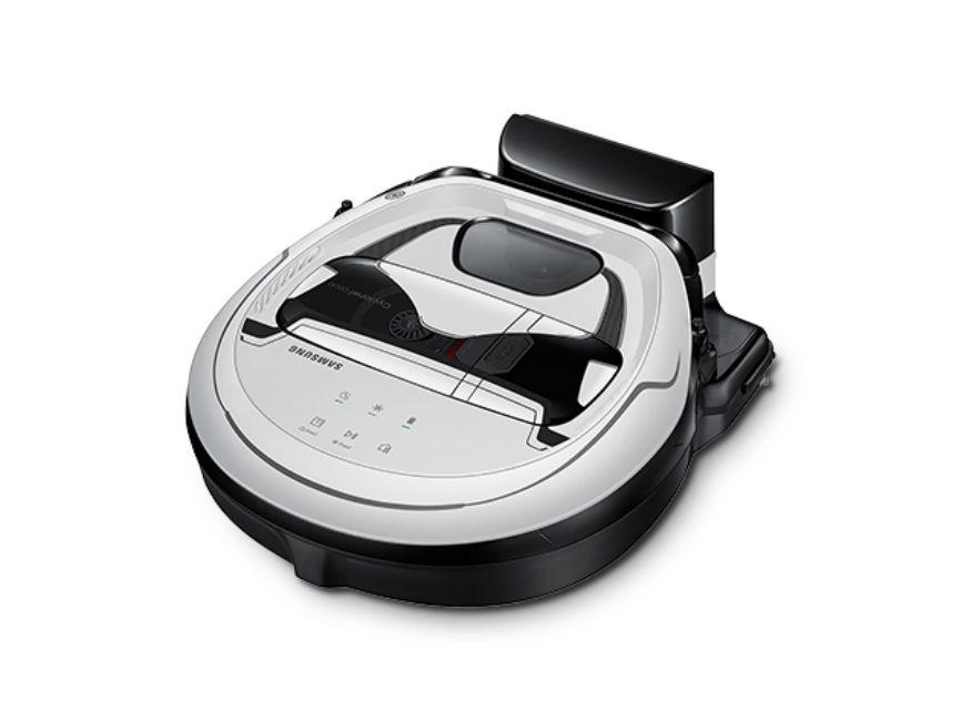 Samsung Stormtrooper Robot Vacuum