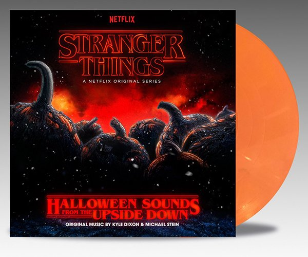 Stranger Things Halloween Sounds LP