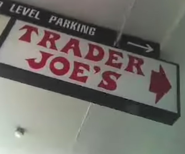 Unofficial Trader Joe's Commercial