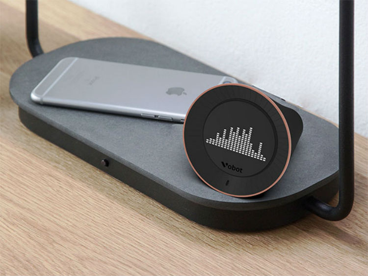 Vobot Alexa-Enabled Smart Clock