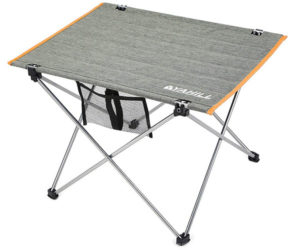 Yahill Roll-up Camping Table